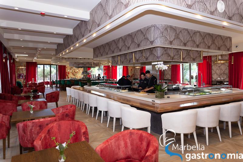 restaurante döss marbella