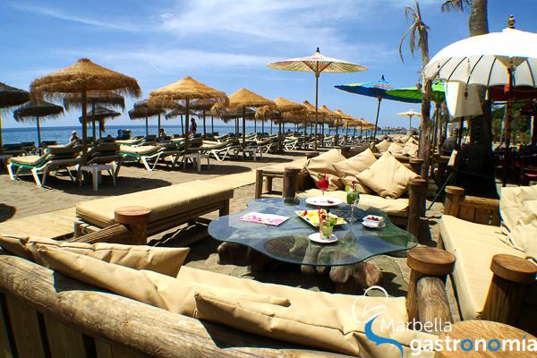 trocadero playa restaurante marbella