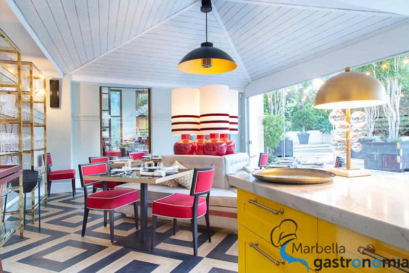 restaurante maison lú marbella