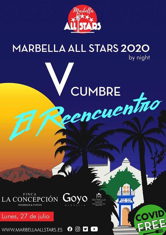 Marbella All Stars V Cumbre