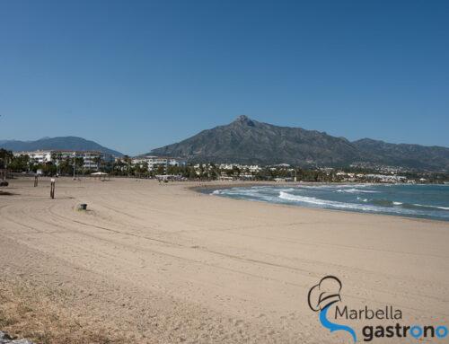 Apertura de las playas de Marbella y de sus restaurantes