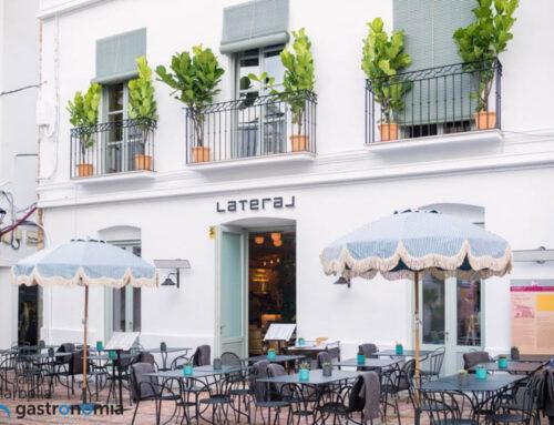 El restaurante Lateral de Marbella reabre sus puertas