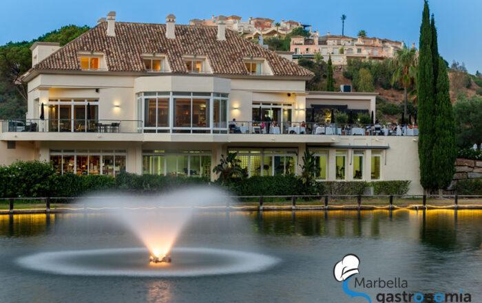 restaurante el lago marbella